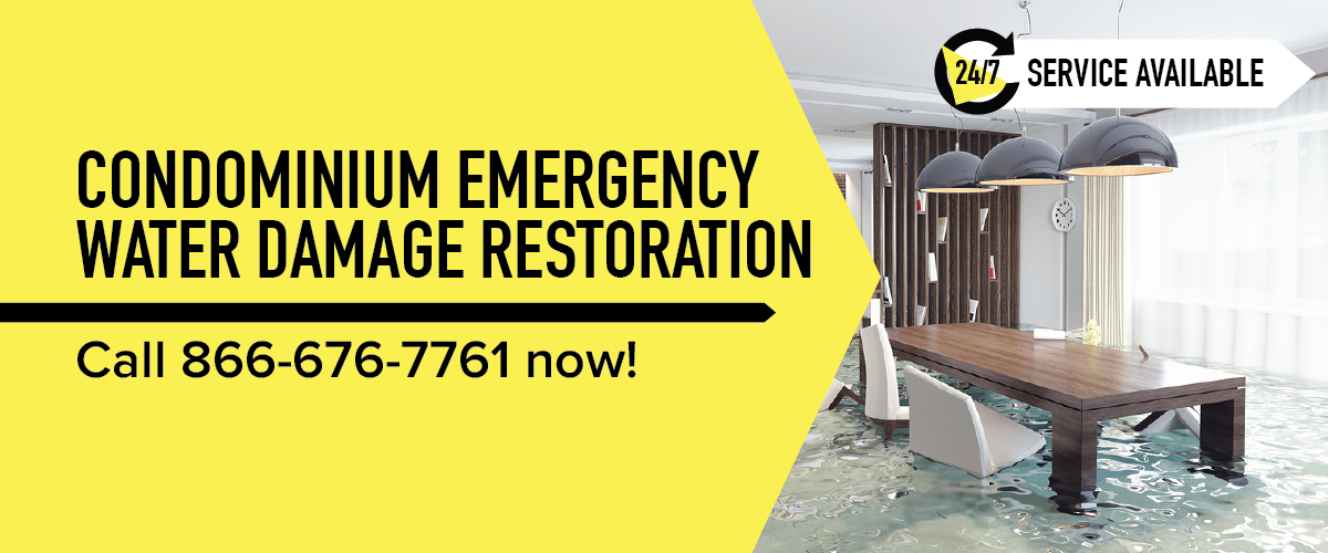 ServiceMaster by Wright Condo Water Damage Restoration