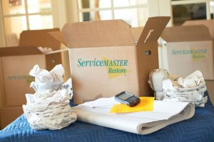 De Clutter by ServiceMaster by Wright