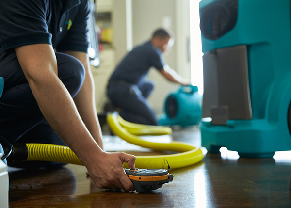 Water Damage: How the Contamination Level Changes the Mitigation Process