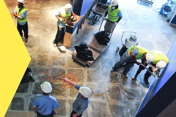 Property Damage Repair Process
