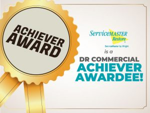 ServiceMaster by Wright DC Commercial Achiever Awardee
