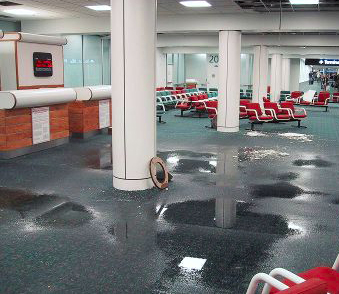 Where does Water Damage Come from?