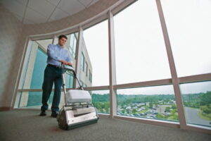 Benefits of Encapsulation Cleaning for Commercial Carpets