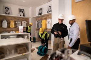 How Water Damage Restoration Minimizes Destruction To Your Property in Englewood, FL?