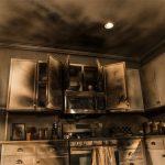 Fire Damage Inside the House