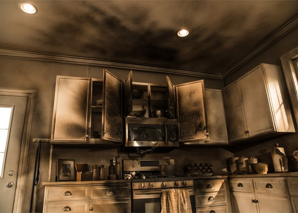 Is It Safe to Stay in a House With Smoke Damage?