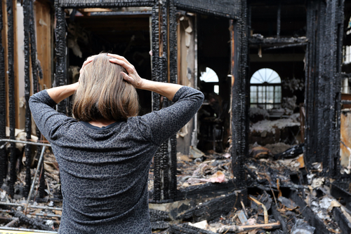3 Ways to Recover and Overcome Stress from Fire Damage