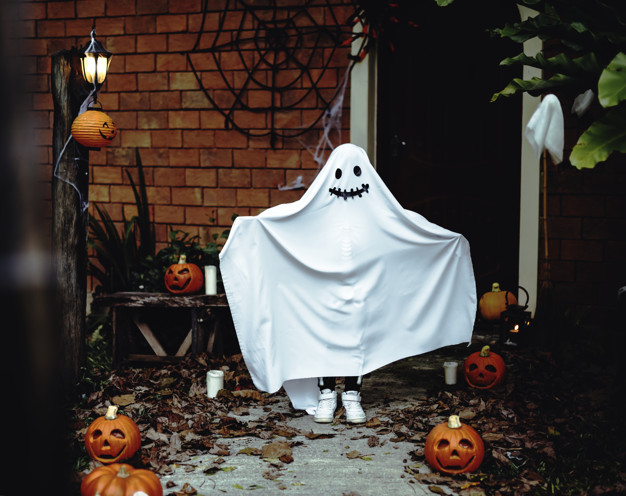Halloween Safety Tips from ServiceMaster by Wright