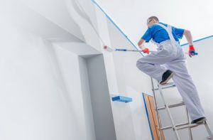 Painting Service by ServiceMaster by Wright