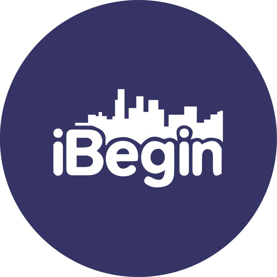 iBegin Logo