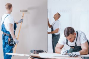 Painting Service - ServiceMaster by Wright
