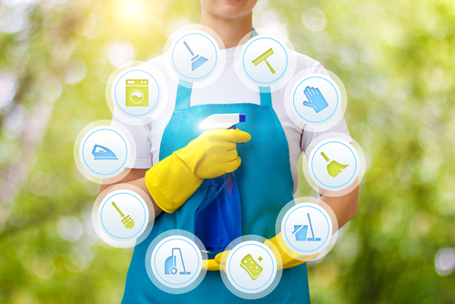 5 Cleaning Services Offered by ServiceMaster by Wright in Southwest Florida