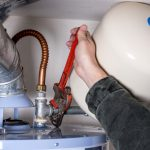 water tank repair - ServiceMaster by Wright